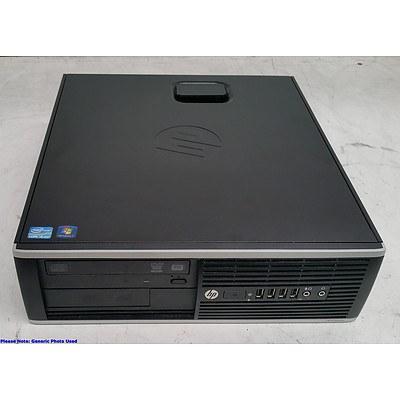 HP Compaq 8200 Elite Core i5 (2400) 3.10GHz Small Form Factor Desktop Computer