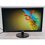 Asus (VS247HR) 23.6-Inch Full HD (1080p) Widescreen LED-Backlit LCD Monitor