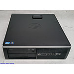 HP Compaq 8200 Elite Core i5 (2400) 3.10GHz Small Form Factor Desktop Computer