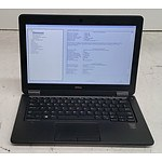 Dell Latitude E7250 12.5-Inch Core i5 (5300U) 2.30GHz Laptop