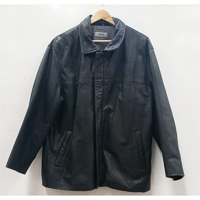 Berri Collection Leather Jacket