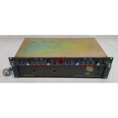Ampetronic & BSS AV Appliances - Lot of Two