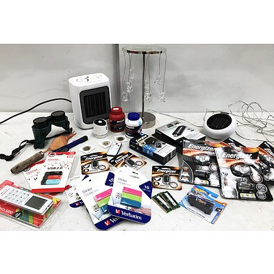 Bulk Lot of Homewares & Electronics
