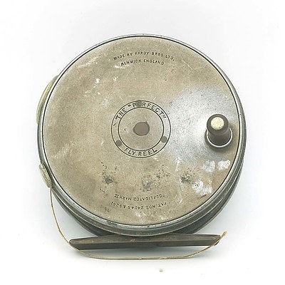 Hardy 'The Perfect Fly Reel' Duplicated Mark II