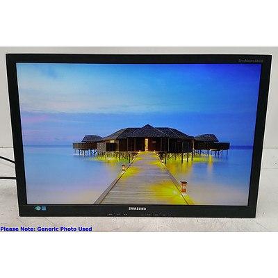 Samsung SyncMaster SA450 (S24A450BW) 24-Inch Widescreen LED-Backlit LCD Monitor