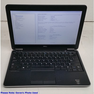 Dell Latitude E7240 12.5-Inch Core i5 (4310U) 2.00GHz Laptop