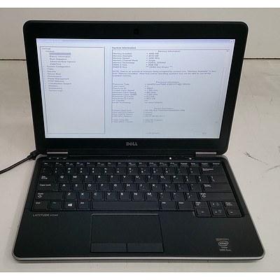 Dell Latitude E7240 12.5-Inch Core i5 (4300U) 1.90GHz Laptop