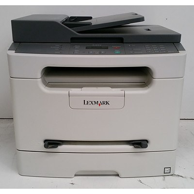 Lexmark X204n Black & White Multi-Function Printer