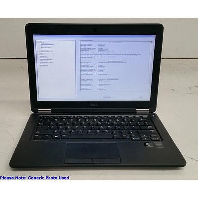 Dell Latitude E7250 12.5-Inch Core i5 (5200U) 2.20GHz Laptop