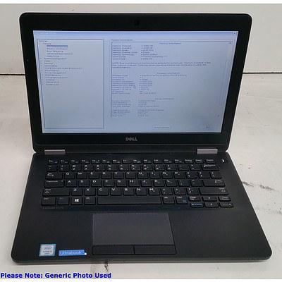 Dell Latitude E7270 12.5-Inch Core i5 (6200U) 2.30GHz Laptop