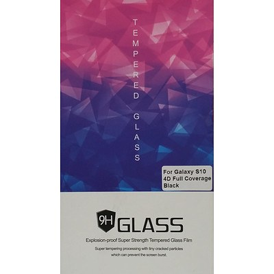 Tempered 9H Glass Screen Protector For Samsung Galaxy S10 - Lot of 60 - Brand New - RRP $1200.00