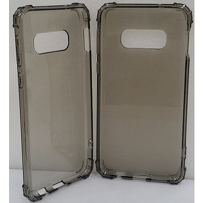 Tinted Soft TPU Bumper Slim Back Phone Cover for Samsung Galaxy S10 - Lot of 150 - Brand New - RRP $1050.00