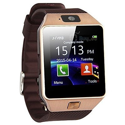 DZ09 Bluetooth Phone Smart Watch With Camera - Lot of 10 - Brand New - RRP $120.00