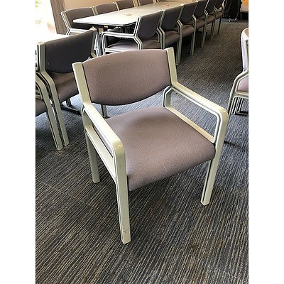 Sebel Pastoe Dining Chairs - Lot of 22