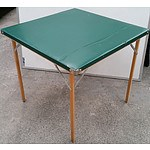 Vintage Card Table