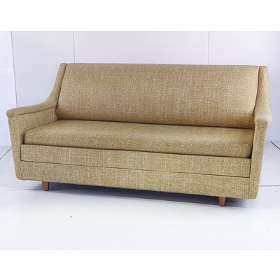 1960s Sofabed With Nice Upholstery