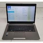 Toshiba Portege Z30-A 13-Inch Core i5 (4300U) 1.90GHz Laptop