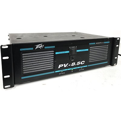 Peavey PV-8.5C 1100w Stereo Power Amp