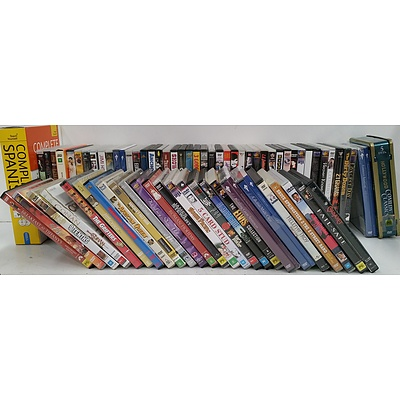 Selection of DVD Movies - Lot of 110