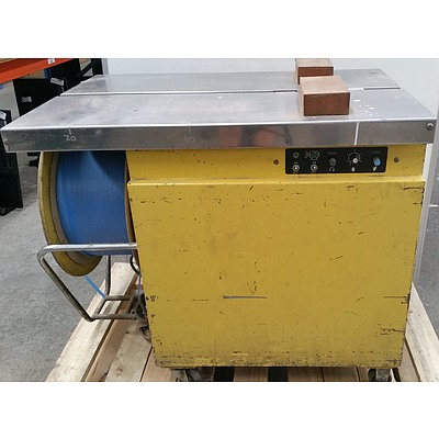 Electric Automatic Strapping Machine