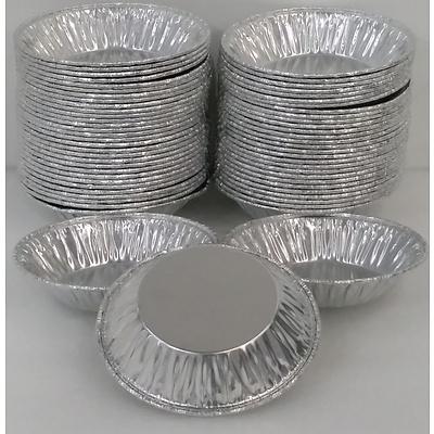 Mini Foil Baking Trays - Lot of 850 - Brand New