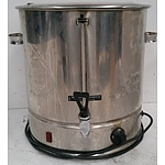 Bronson 40 Litre Stainless Steel Hot Water Urn