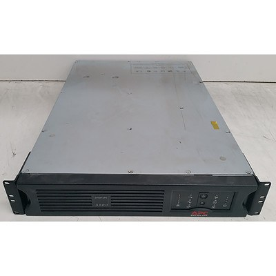 APC Smart-UPS 3000 2.4kWatts Rackmount UPS