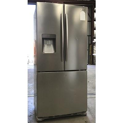 Samsung 527Litre Stainless Steel 3 Door Fridge Freezer