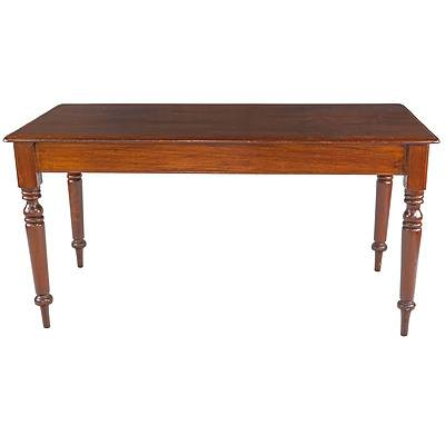 Australian Cedar Kitchen Table Circa 1890