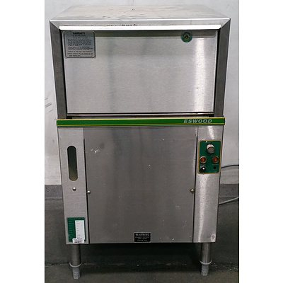 Eswood Under Counter Glass Washer