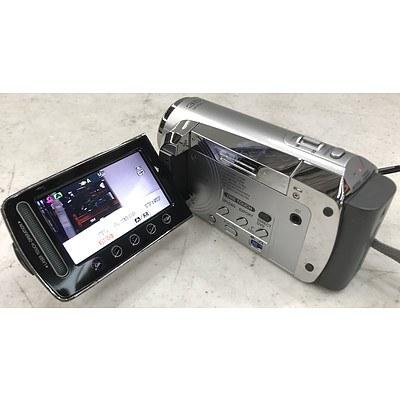 JVC Everio GZ-MS120SAA Camcorder