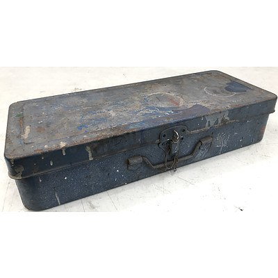 Tool Box with Sockets