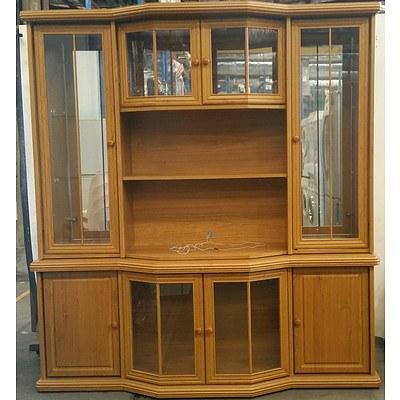 Contemporary Laminate TV Cabinet