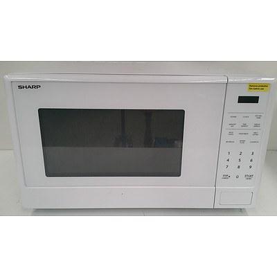 Sharp R330E 1100 Watt Microwave Oven