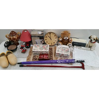 Selection of Ornaments, Kitchen Ware, Manchester, Appliances and Homeware