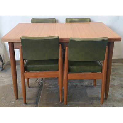 Retro Chiswell Extension Dining Suite Circa 1970s