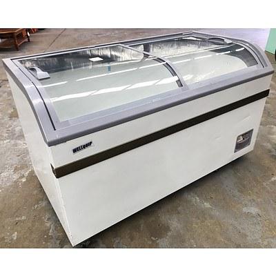 WellQuip 500 Litres Chest Freezer