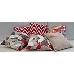 Modern contemporary Cushion - Lot of 6