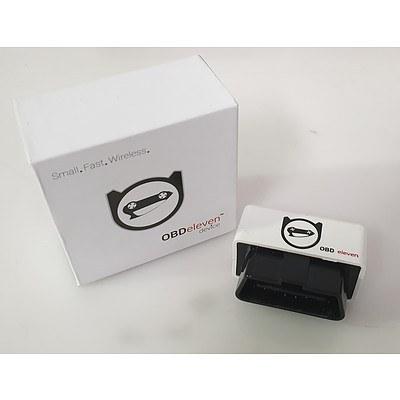 OBDeleven V1 Wireless Diagnostic & Programming Device