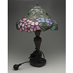 Modern Tiffany Style Table Lamp