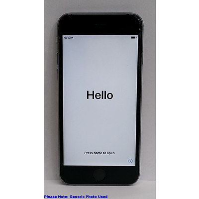 Apple (A1688) 4.7-Inch GSM Space Grey 64GB iPhone 6s