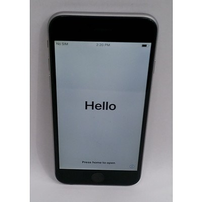 Apple (A1586) 4.7-Inch GSM Space Grey 64GB iPhone 6