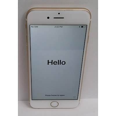 Apple (A1586) 4.7-Inch GSM Gold 64GB iPhone 6
