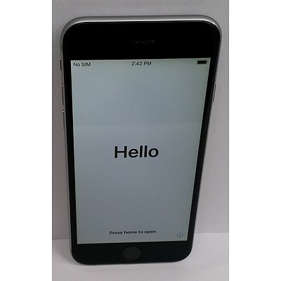 Apple (A1586) 4.7-Inch GSM Space Grey 16GB iPhone 6