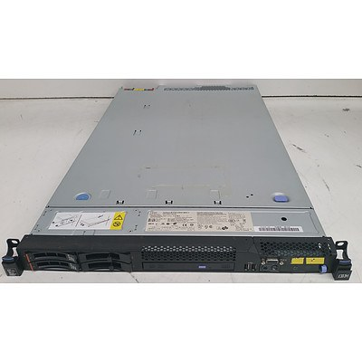 IBM System x3550 Dual Hexa-Core Xeon (X5670) 2.93GHz 1 RU Server