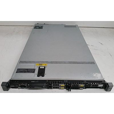 Dell PowerEdge R610 Dual Quad-Core Xeon (X5570) 2.93GHz 1 RU Server