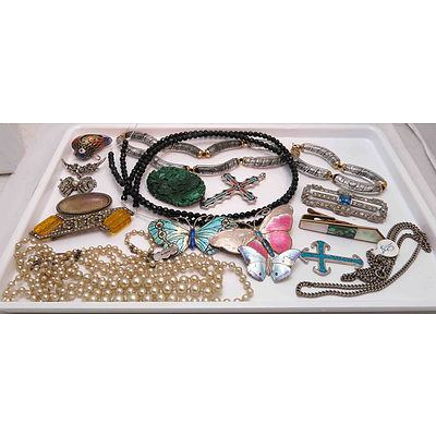 Collection Of Mainly Vintage Jewellery