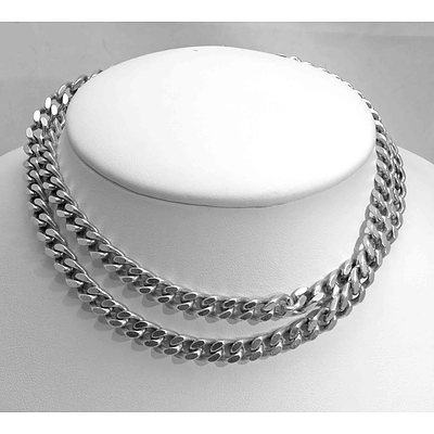 Sterling Silver Chain - Very Heavy