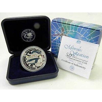 Australian 2004 $1 Silver Proof Coin
