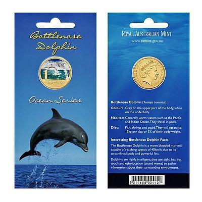 Australian 2006 Bottlenose Dolphin One Dollar